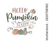 vector lettering illustration...   Shutterstock .eps vector #1820708582
