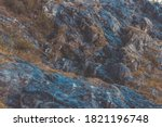 cobblestones and boulders ... | Shutterstock . vector #1821196748