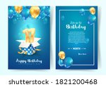 celebration of 11th years...   Shutterstock .eps vector #1821200468
