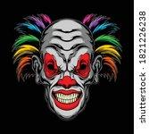 Creepy Rainbow Clown...