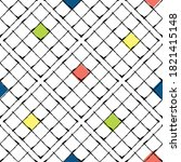 Vector Waffle Fabric Effect...