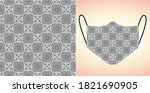 abstract. background pattern... | Shutterstock .eps vector #1821690905