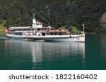 Lake Lucerne  Switzerland  ...