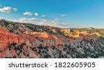 Mountains Of Bryce Canyon At...