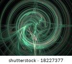 abstract illustration | Shutterstock . vector #18227377