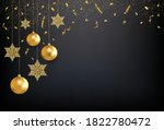 merry christmas and happy new... | Shutterstock .eps vector #1822780472