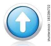 arrow sign icon | Shutterstock .eps vector #182286722
