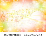 a beautiful background inspired ... | Shutterstock .eps vector #1822917245