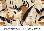 modern abstract aesthetic... | Shutterstock .eps vector #1822991945
