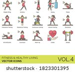 Fitness And Healthy Living...