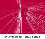 architectural background  | Shutterstock . vector #182351825