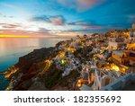 Oia Santorini Greece Famous...