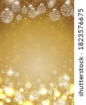 beautiful glitter background... | Shutterstock .eps vector #1823576675