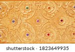 Wood Patterns Carved And...