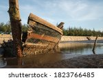 Old Abandoned Wreck Ship Unused ...