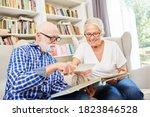 Couple Of Seniors With Dementia ...