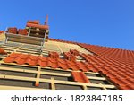 Roofing Work  New Covering Of A ...