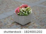 Perennial Flower Beds With...