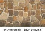 Facing Stone Brick Wall Texture ...