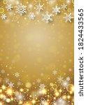 beautiful glitter background... | Shutterstock .eps vector #1824433565