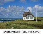Iconic Danish Beach House On...