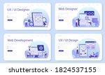ux ui designer web banner or...