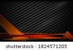abstract black red frame... | Shutterstock .eps vector #1824571205