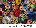 Colorful Roll Mulberry Paper...