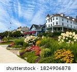 Mackinac Island  Mi  Usa ...
