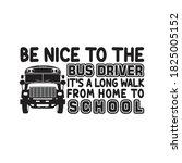 school quotes and slogan good... | Shutterstock .eps vector #1825005152