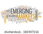 Word Cloud With Emerging...
