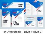 identity run sport fitness... | Shutterstock .eps vector #1825448252