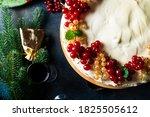 Christmas Fruit Cake. Pudding....