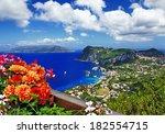 Beautiful Capri Island  ...