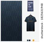 fabric pattern design. geometry ... | Shutterstock .eps vector #1825631948
