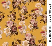 Flower All Over Pattern Designs