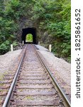 Natural Tunnel Railroad Tunnel...