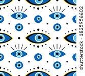 vector seamless pattern... | Shutterstock .eps vector #1825956602