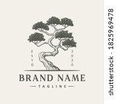 Vintage Tree Logo Design...