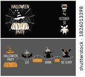 Cat Bat Owl Pumpkin Paws Witch...