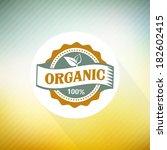 eco green stamp label of...   Shutterstock .eps vector #182602415
