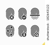 access,authorization,biometric,check,code,confirm,criminal,finger,fingermark,fingerprint,fingertip,glass,hand,human,icon