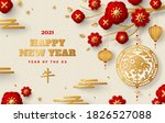 horizontal banner with red... | Shutterstock .eps vector #1826527088
