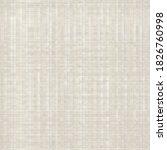 fabric texture seamless pattern.... | Shutterstock .eps vector #1826760998