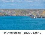 Coastline Around Lizard Point...