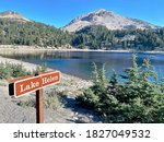 Lassen Volcanic National Park ...