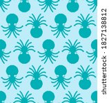 Octopus Pixel Art Pattern...