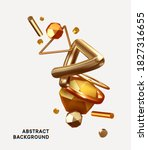 modern minimal design with...   Shutterstock .eps vector #1827316655