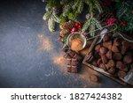 Traditional Christmas Dessert ...