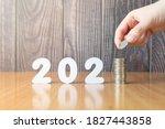 2021 New Year Saving Money And...